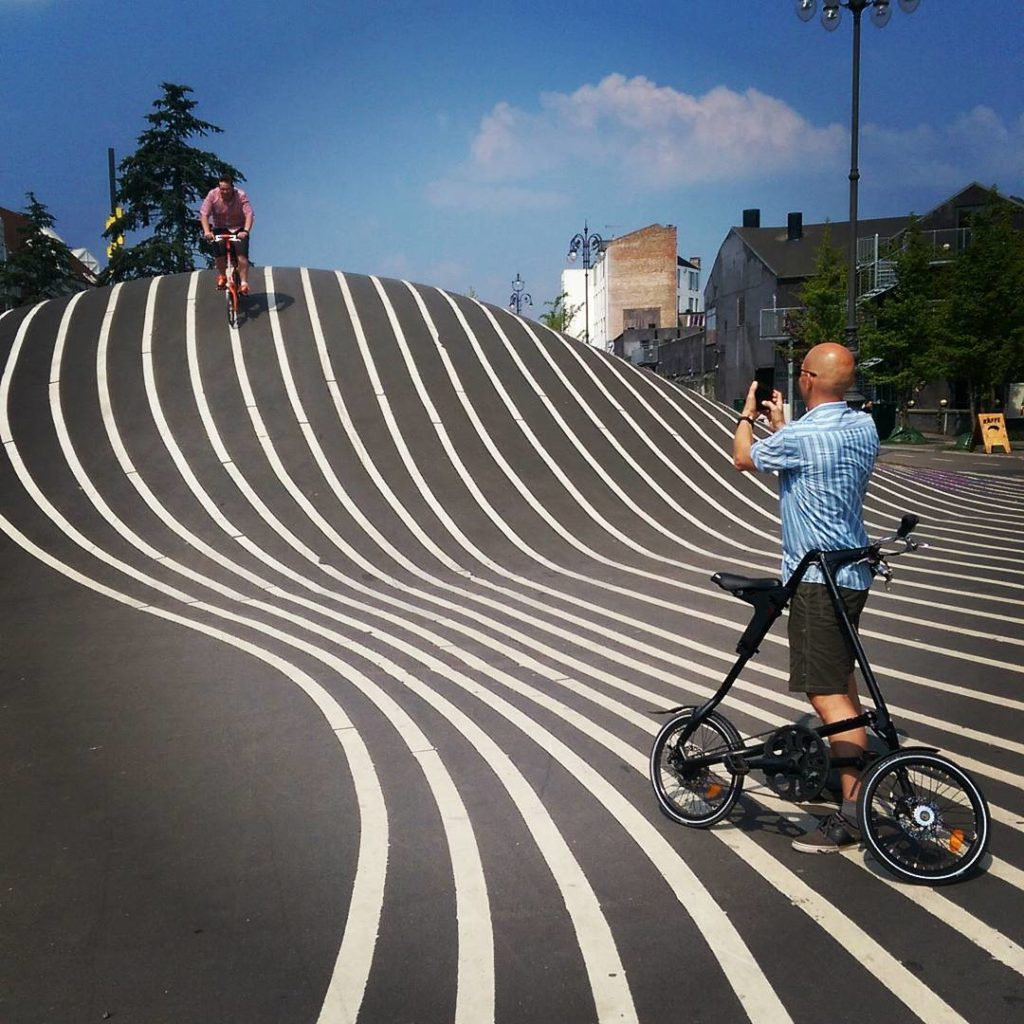 Superkilen designed by bjarkeingelsgroup never fails to offer great photohellip