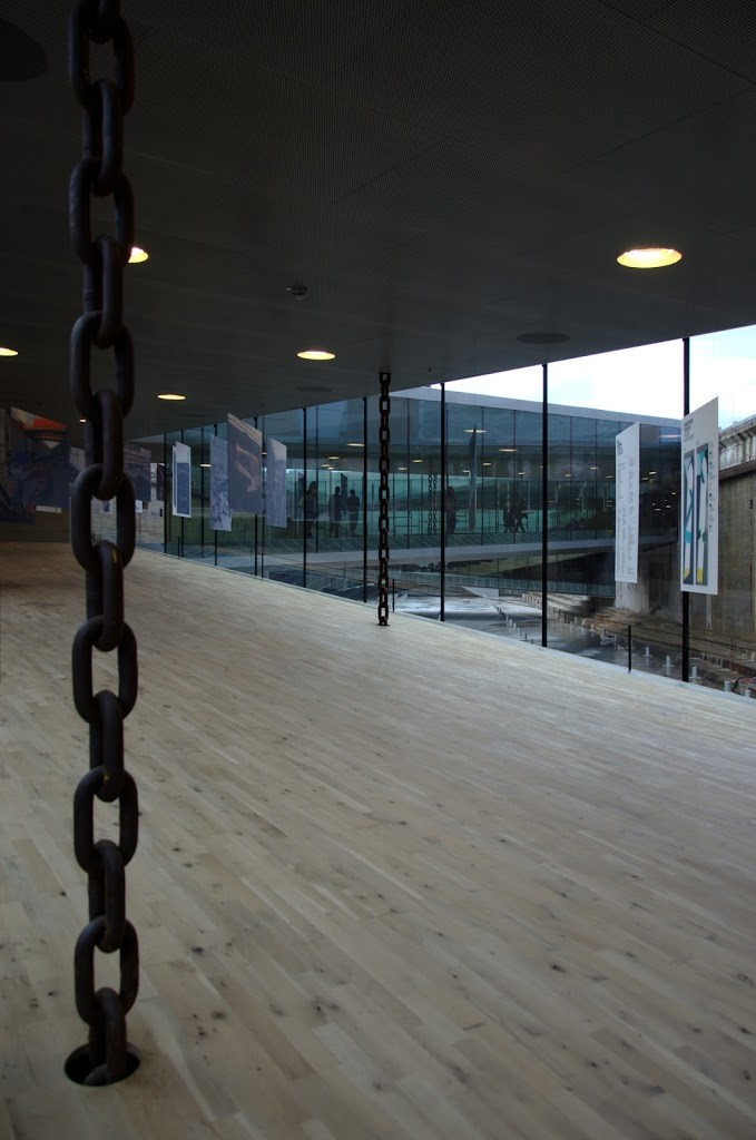 M/S Maritime Museum of Denmark by BIG