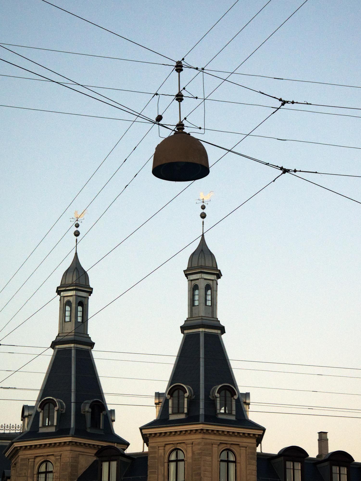 Copenhagen lamp reloaded copenhagen architecture