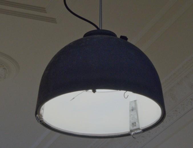 Københavnerlampen konverteret