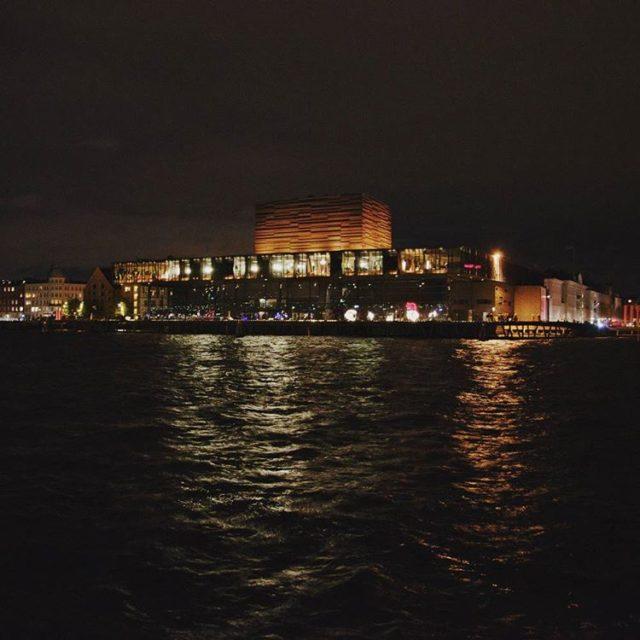 royaldanishplayhouse integrates very well in the Copenhagen urbanfabric and pedestrianhellip