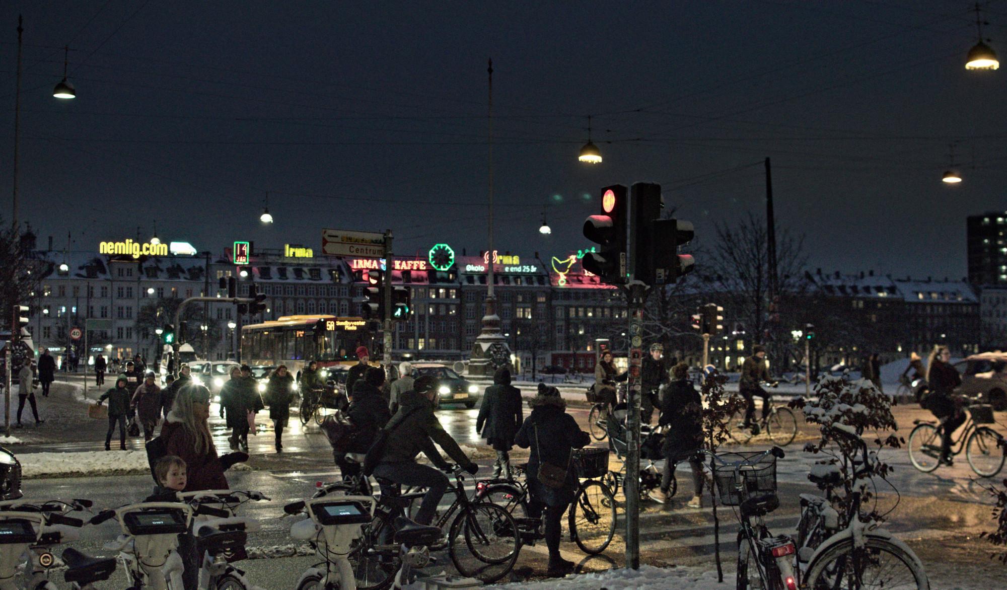Copenhague et le Danemark - Magazine cover