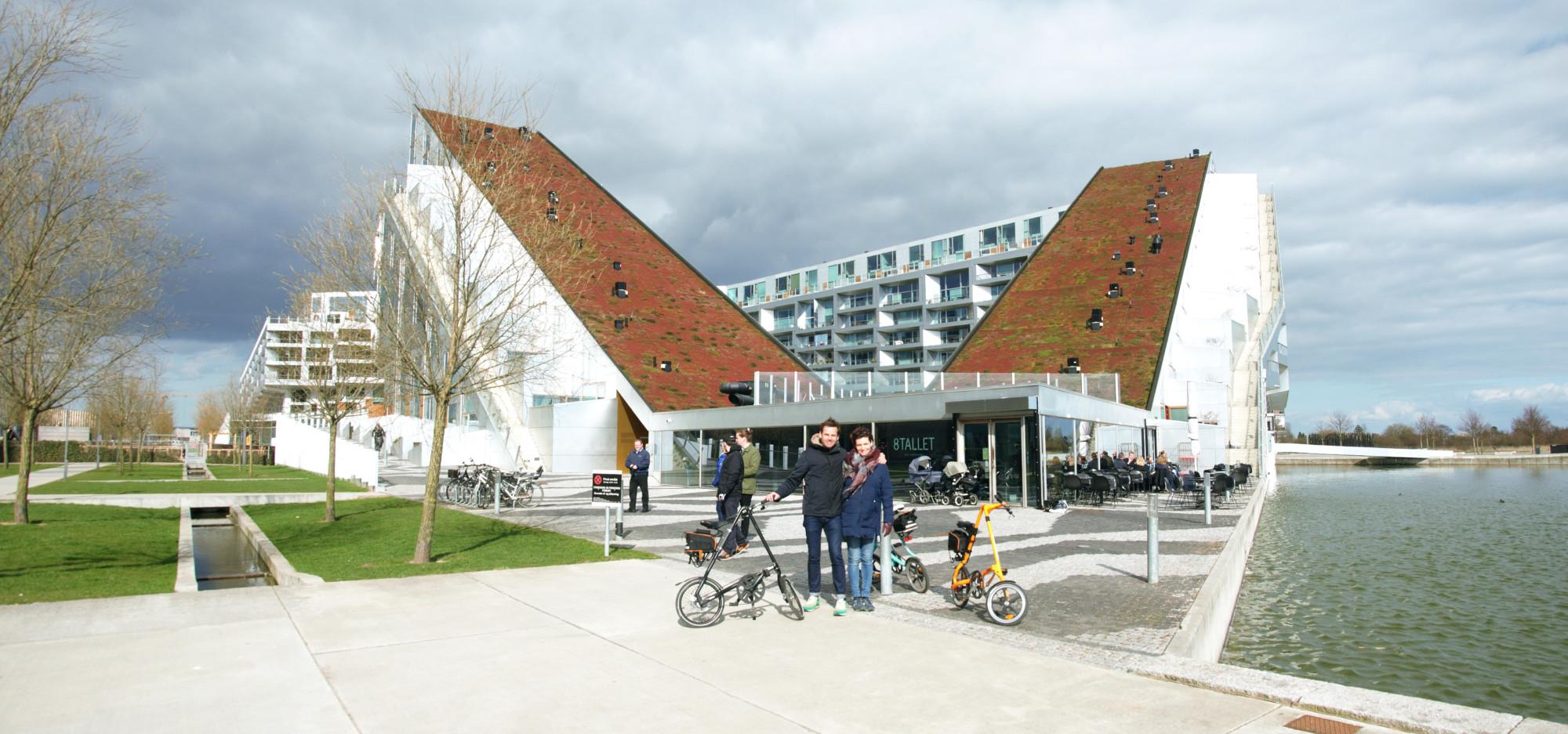 8house in Copenhagen by BIG