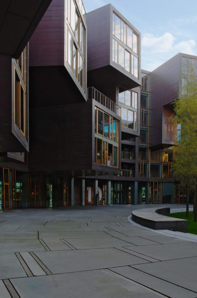 Tietgen Student Housing by Lundgaard & Tranberg