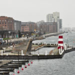 Harbour bath at Islands Brygge by Plot (Bjarke Ingels and Julien De Smedt)