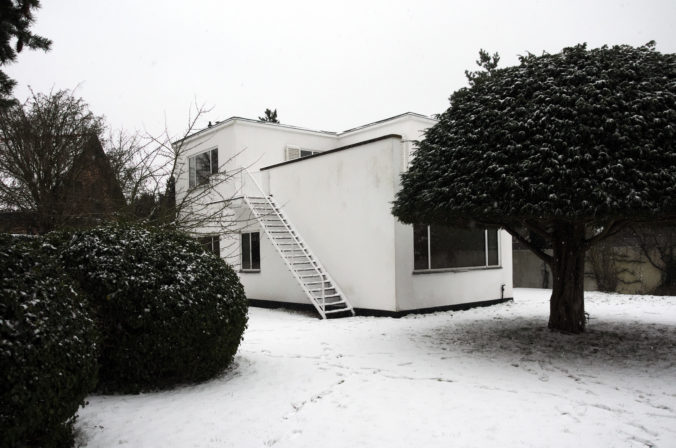 Arne Jacobsens House