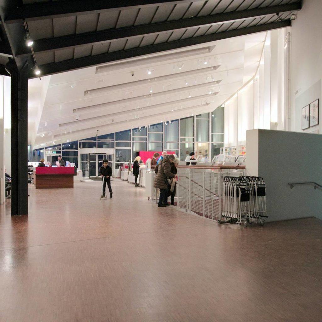 Arken Museum of Modern Art by Søren Robert Lund