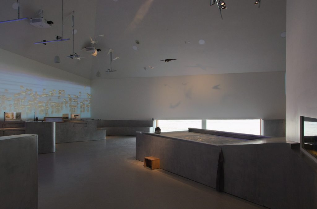 Wadden Sea Centre by Dorte Mandrup