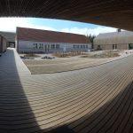 Vadehavscentret, tegnet af Dorte Mandrup