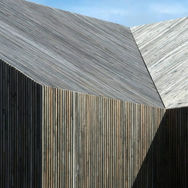 The new waddenseacentre by dortemandruparkitekter abstract and simplified and withhellip