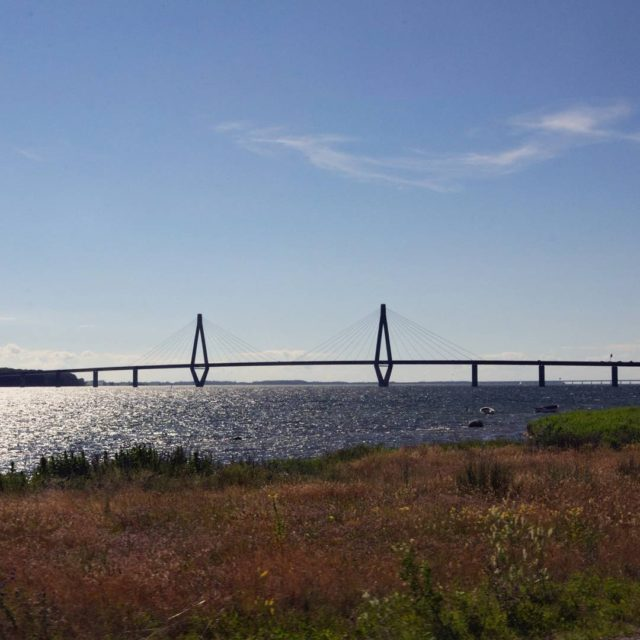 summer break in Denmark means crossing bridges big or smallhellip
