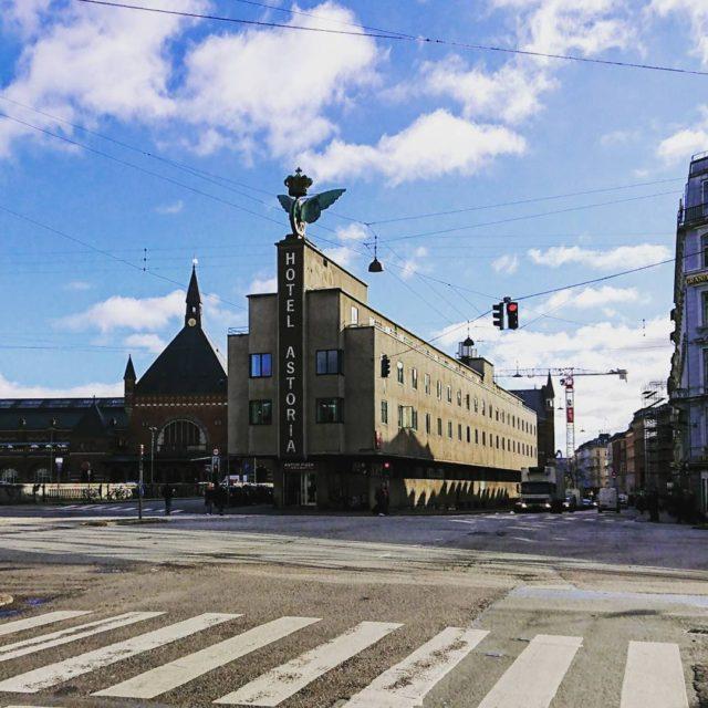 hotelastoria inCopenhagen designed by antitraditionalist olefalkentorp and opened in 1935hellip