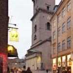 Copenhagen Architecture Cathedral Vor Frue Kirke