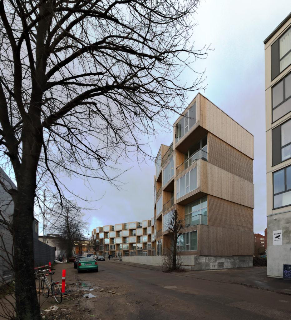 BIG housing at Dortheavej