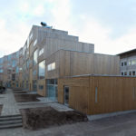 Social housing by BIG at Dortheavej