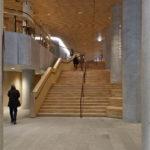 Mærsk tårnet Maersk Tower C F Møller Panum Foyer