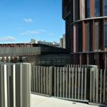 Mærsk tårnet Maersk Tower C. F. Møller Panum bike flyover facade shades