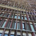 Mærsk tårnet Maersk Tower C F Møller Panum facade shades