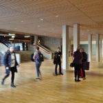 Mærsk tårnet Maersk Tower C F Møller Panum hinge hængsel