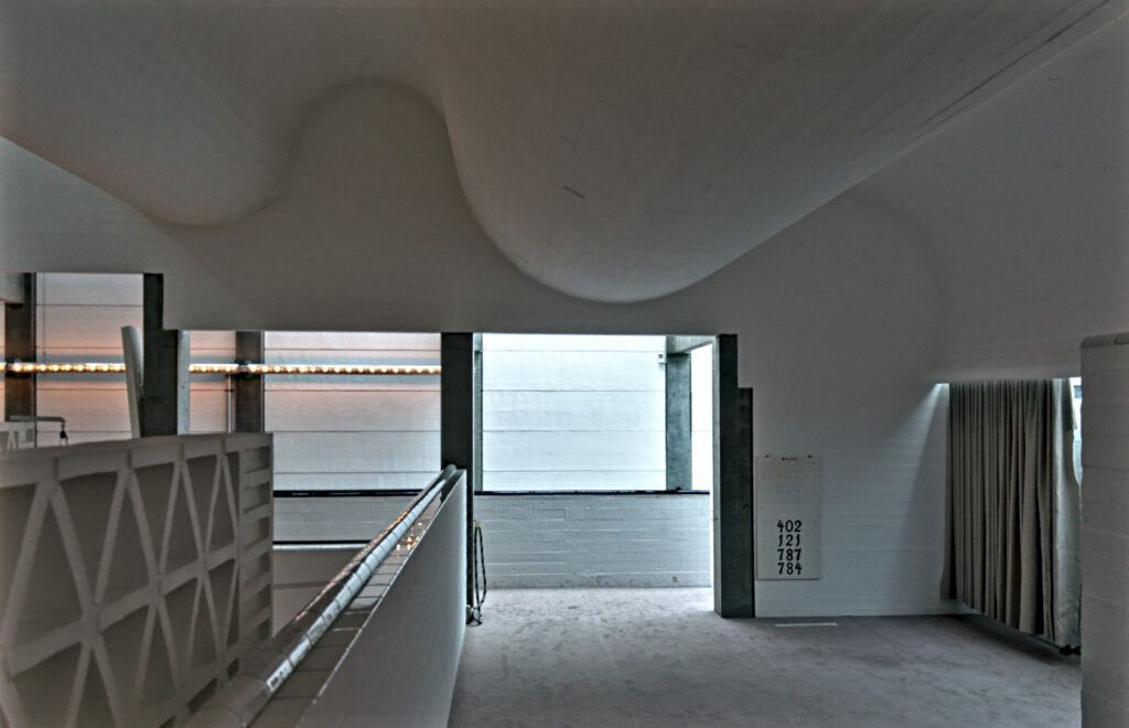 Bagsværd Church by Jørn Utzon Interior gallery