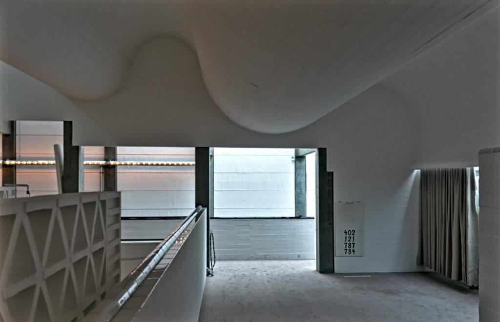 Bagsværd Church by Jørn Utzon Interior gallery