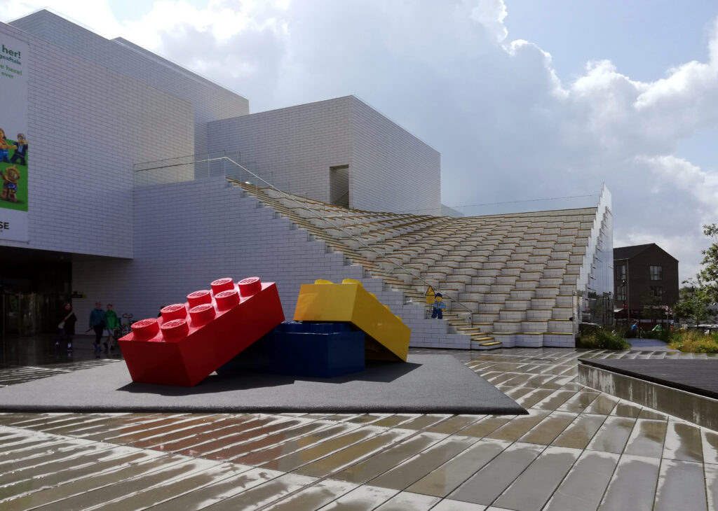 LEGO House by BIG exterior