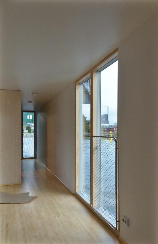 Urban Rigger 2.0 by BIG apartment interior