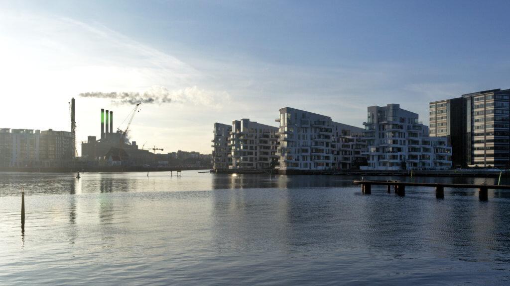 Havneholmen Apartments by Lundgaard & Tranberg
