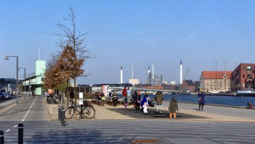 Havnegade Promenade by Algren & Bruun
