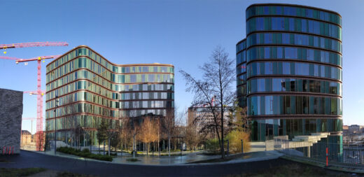 SEB Bank hq in Copenhagen by Lundgaard & Tranberg