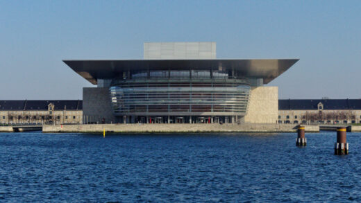 Copenhagen Opera House by HLA