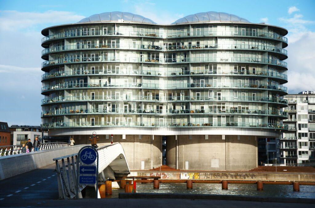 Gemini Residence (or Frøsiloen) by MVRDV and JJW