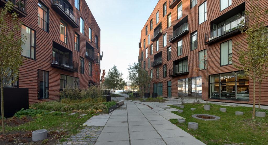Krøyers Plads by COBE + VLA