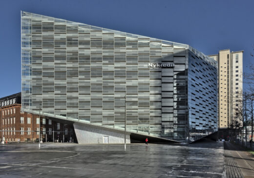 The Crystal in Copenhagen by SHL Schmidt Hammer and Lassen