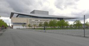 Copenhagen Opera by Henning Larsen