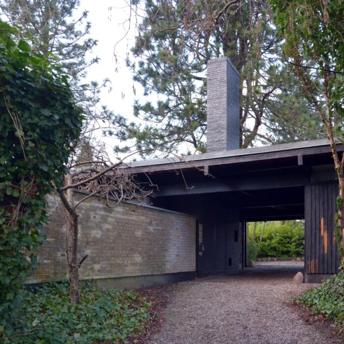 Erik Christian Sørensen's House